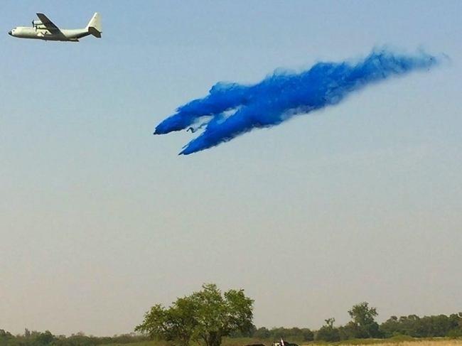 Inovacija u primjeni zrakoplova za gašenje šumskih požara