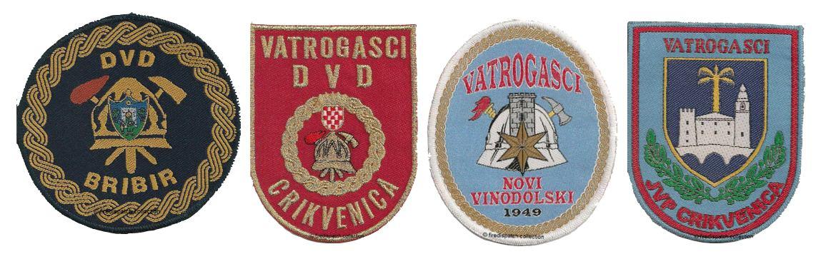 Operativno požarno područje 7 - BRIBIR / CRIKVENICA / NOVI VINODOLSKI