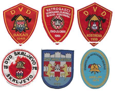 Operativno požarno područje 8 - BAKAR / KOSTRENA / KRALJEVICA