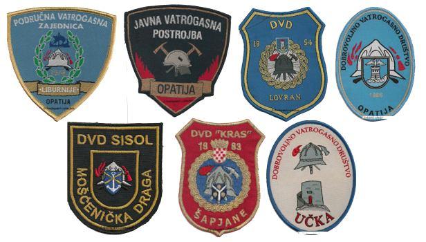 Operativno požarno područje 11 - LOVRAN / MATULJI / MOŠĆENIČKA DRAGA / OPATIJA