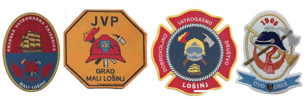 Operativno požarno područje 15 - OTOCI CRES i LOŠINJ