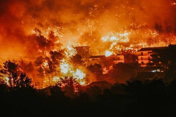 Nastupila zabrana loženja vatre na otvorenom prostoru