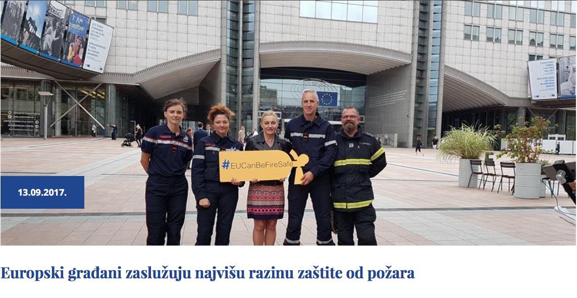 Eurozastupnica Marijana Petir od Komisije traži mobilizaciju Fonda solidarnosti za štete od požara