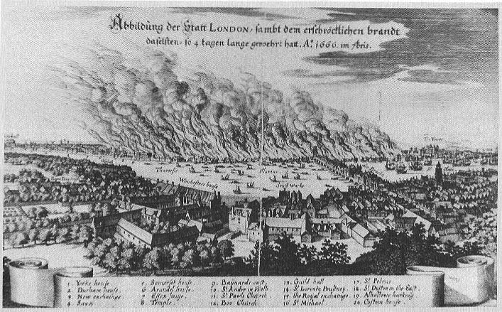 Na današnji dan - 02.  rujna 1666. godine