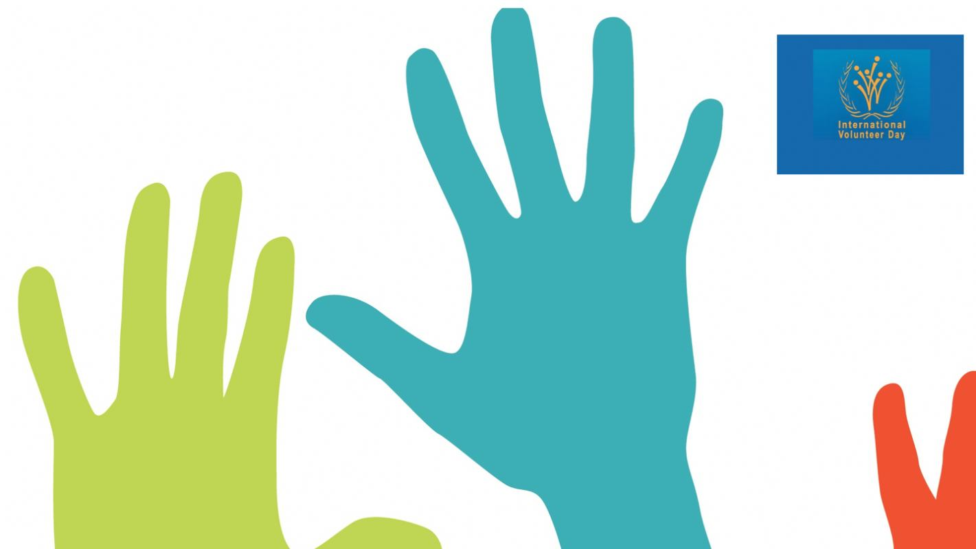 5. prosinac - Međunarodni dan volontera