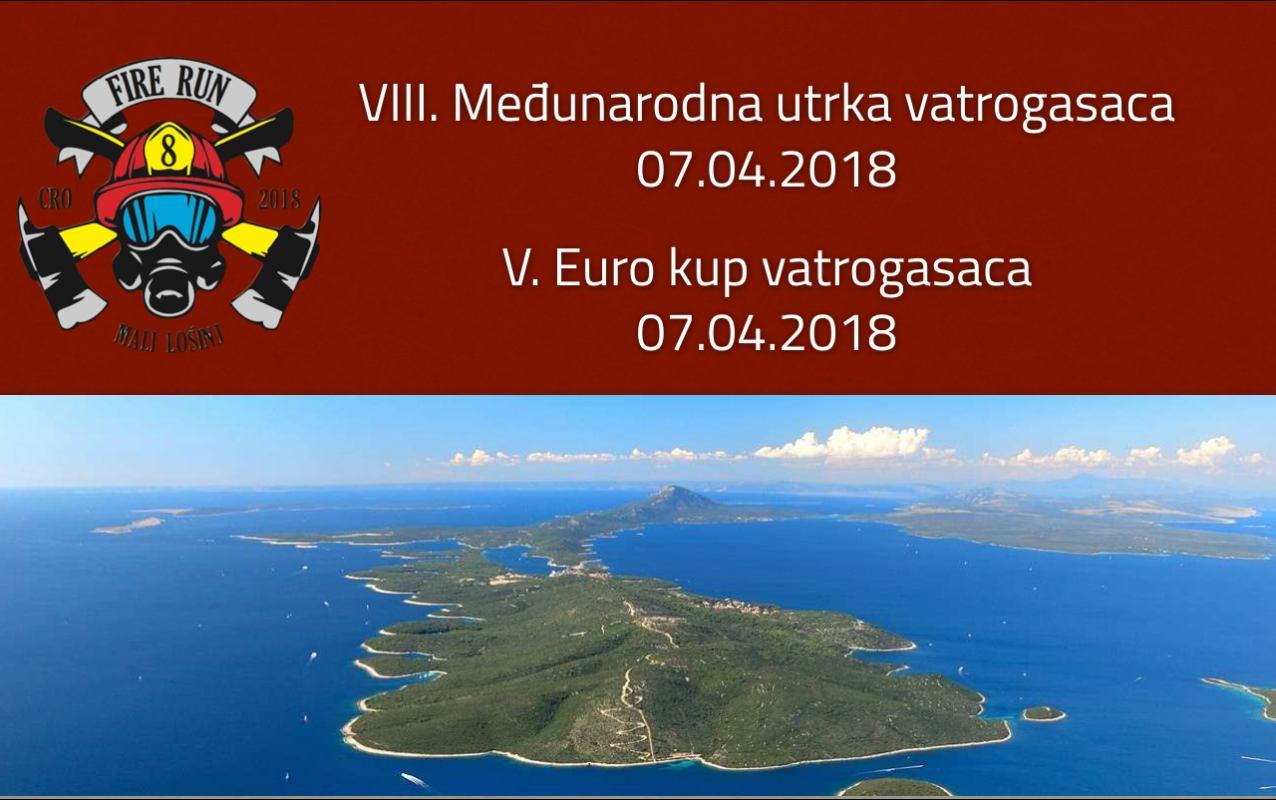 NOVI MATERIJALI!!!  Međunarodna utrka vatrogasaca i V. Euro kup profesionalnih vatrogasaca