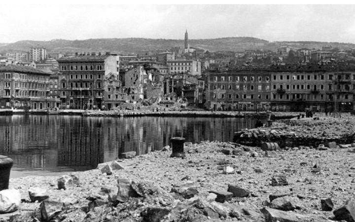 Na današnji dan, 24. veljače 1944. bombardirana Rijeka