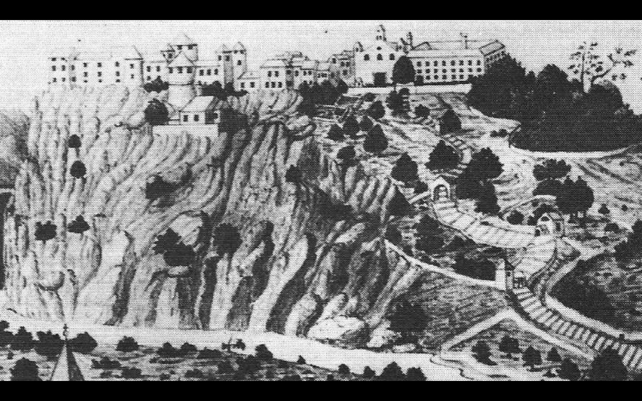 Na današnji dan, 05.ožujka 1629. godine, požar poharao franjevački samostan na Trsatu