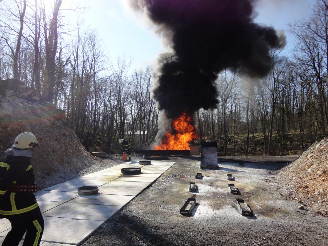 Završen tromjesečni tečaj osposobljavanja vatrogasnih dočasnika