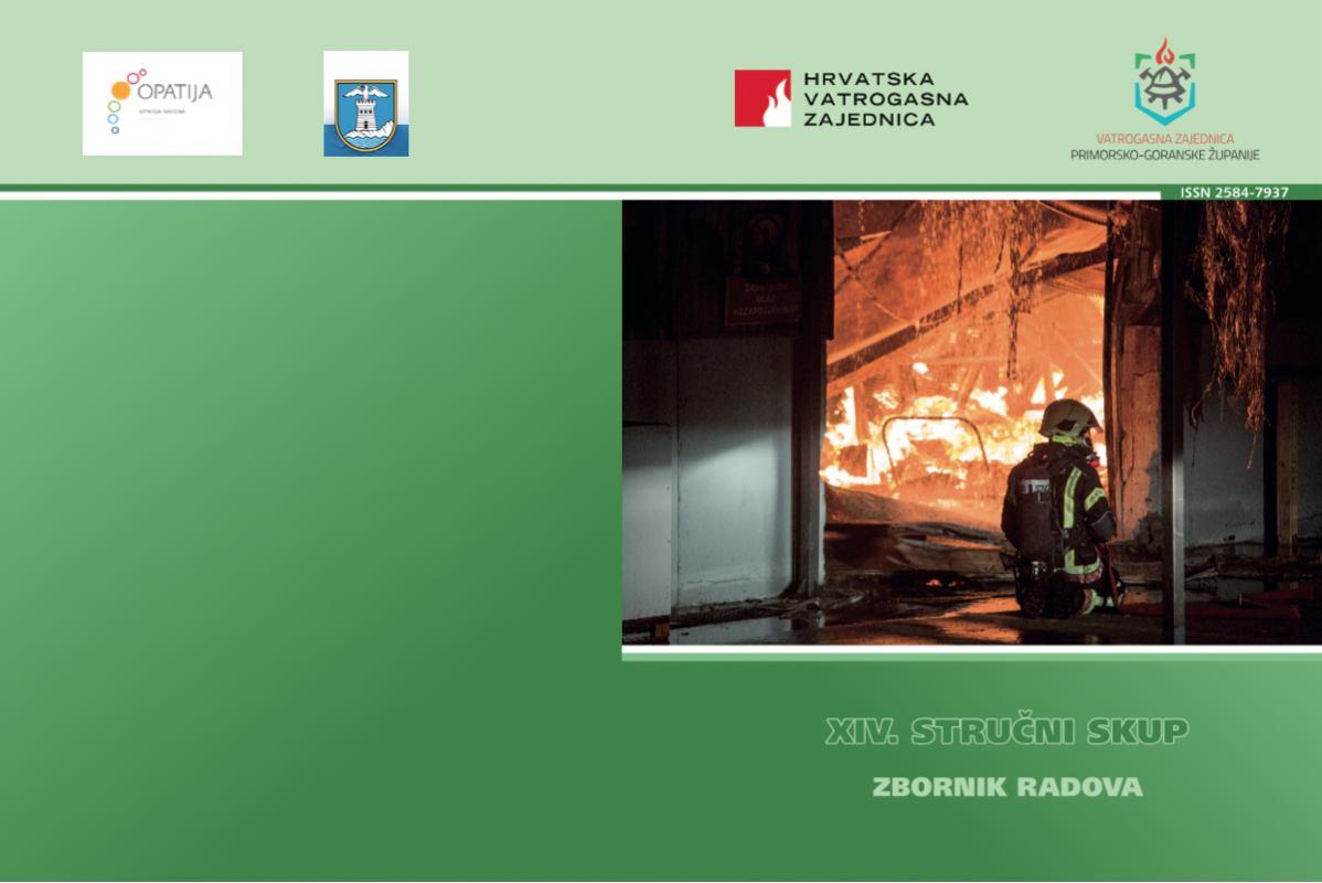 Zbornik radova 14. Stručnog skupa vatrogasaca