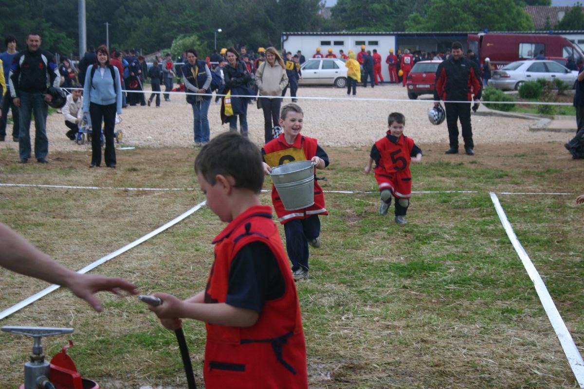 Objava o održavanju županijskog vatrogasnog natjecanja pomlatka i mladeži