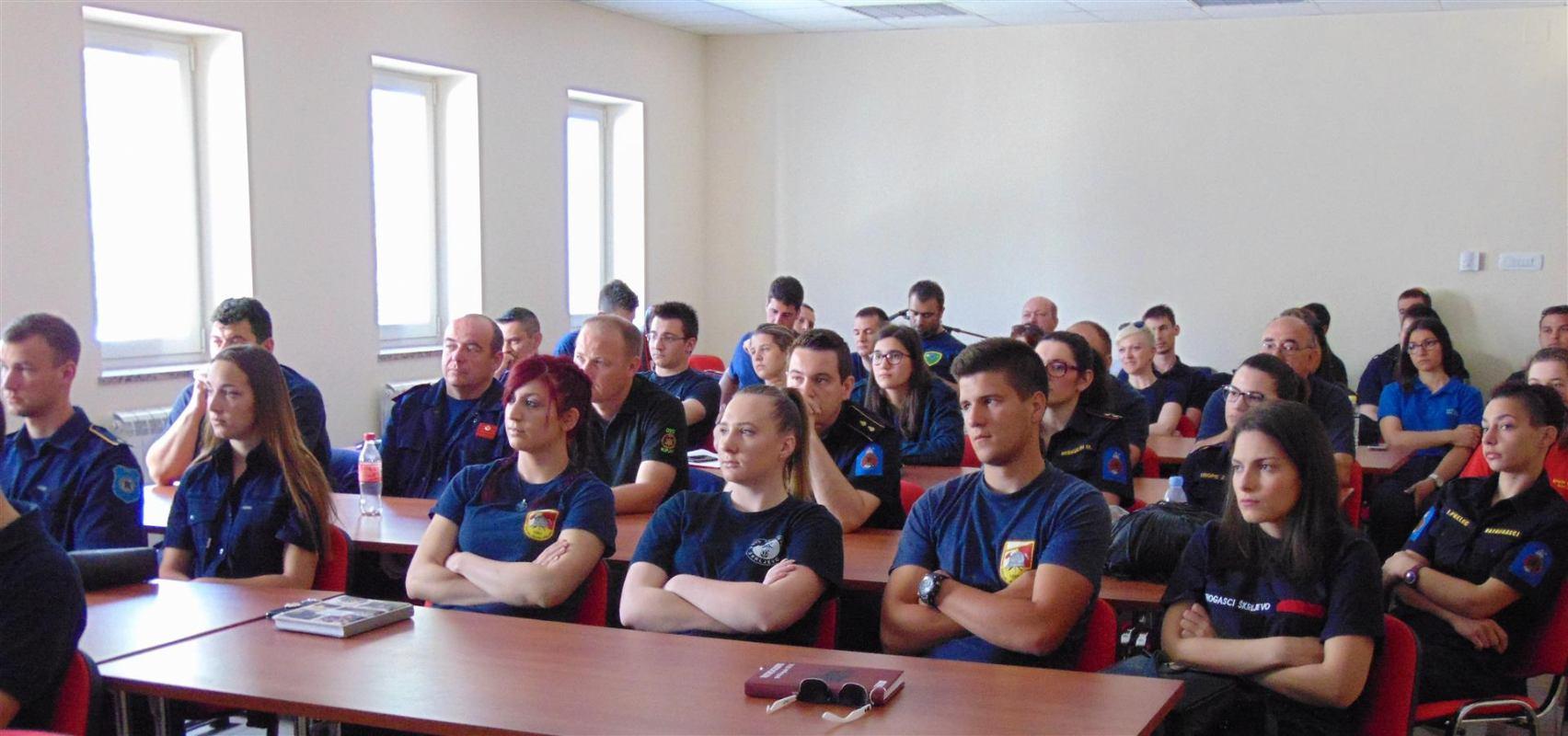 Održan seminar za voditelje vatrogasne mladeži VZPGŽ