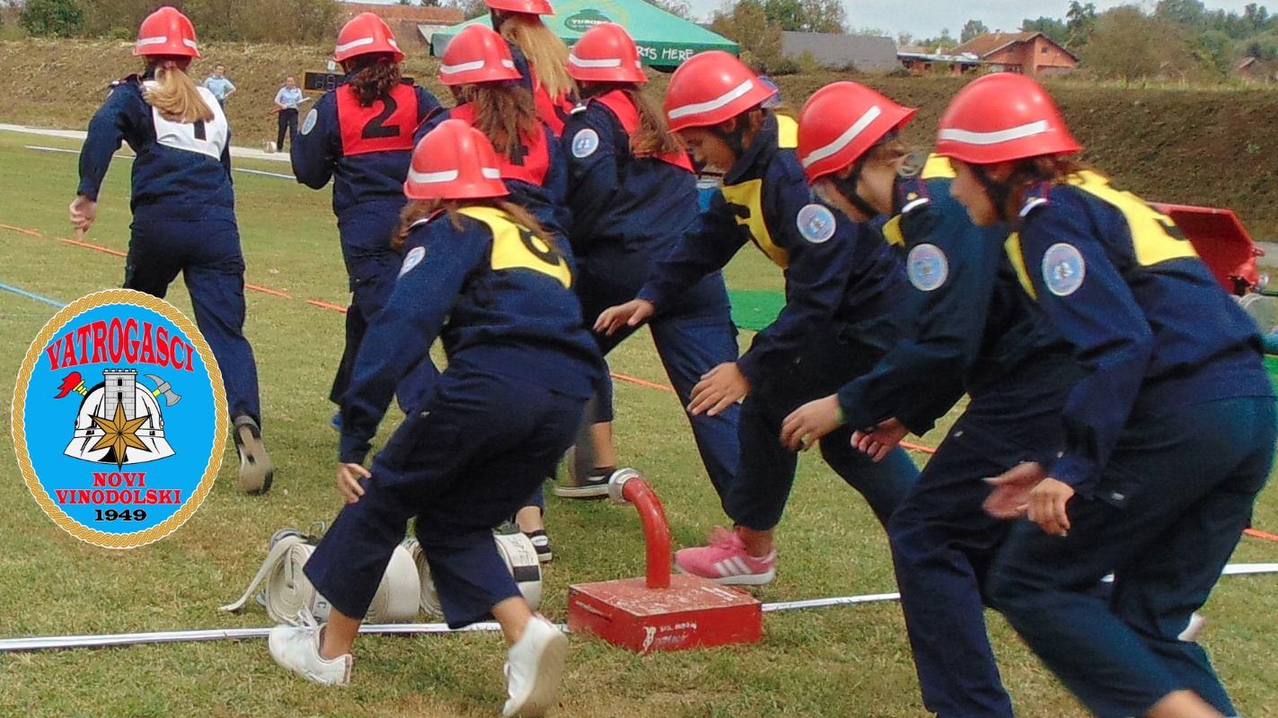 Novi uspjeh ekipe djevojaka DVD-a San Marino Novi Vinodolski