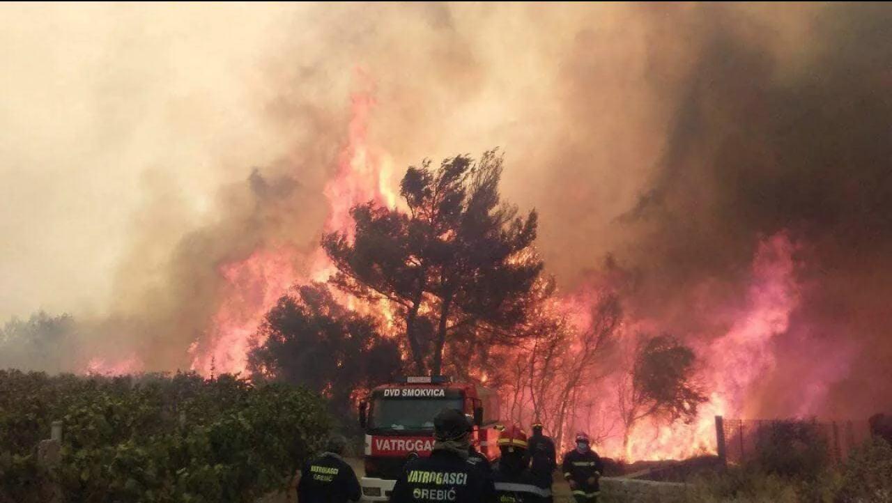 Požari na jugu