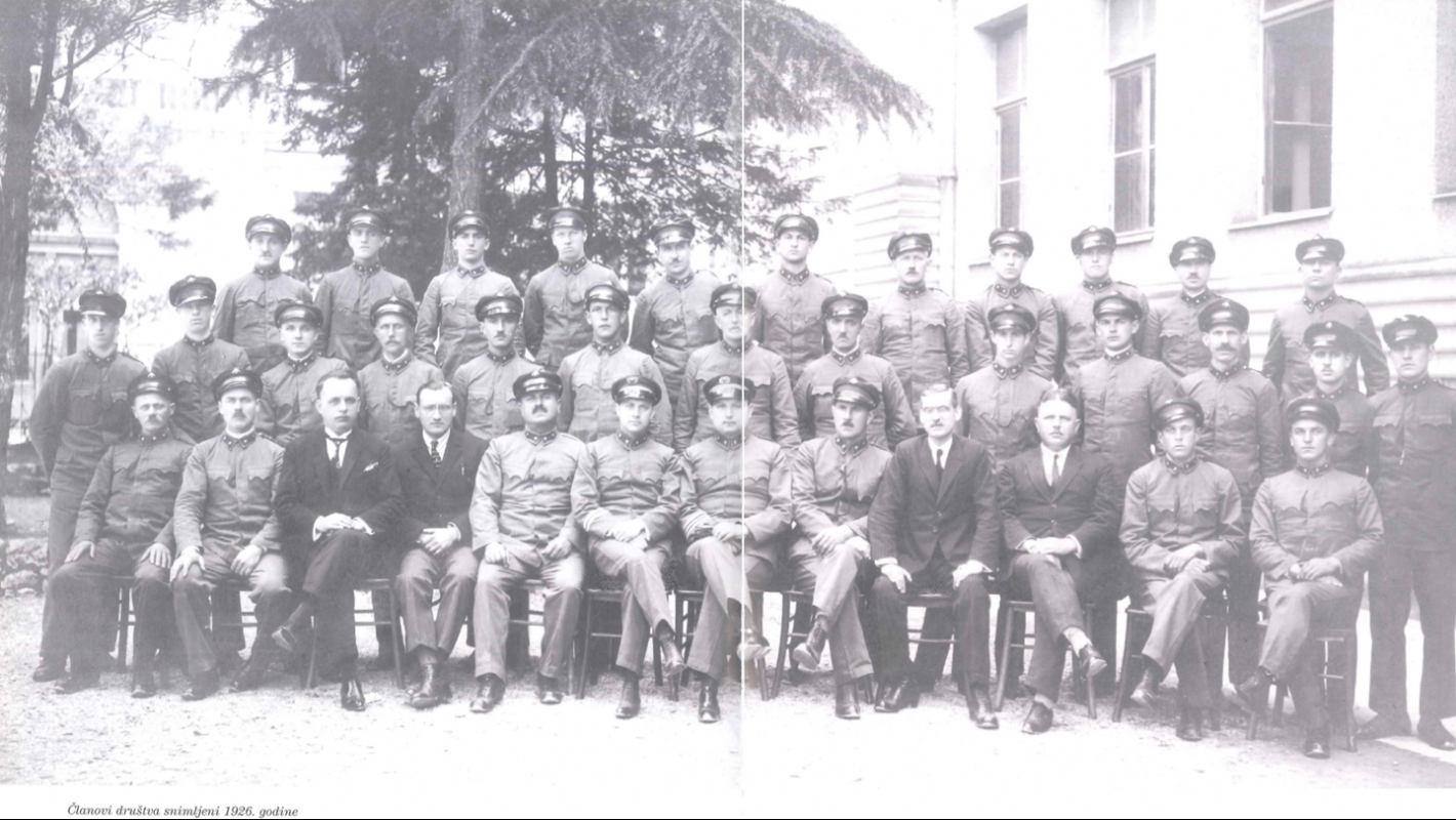 Sušački vatrogasci pomagali riječkoj vatrogasnoj jedinici - 01.04.1927.