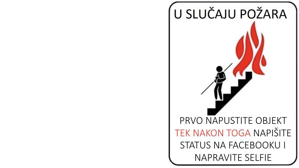 Prijedlog novog znaka sigurnosnih uputa