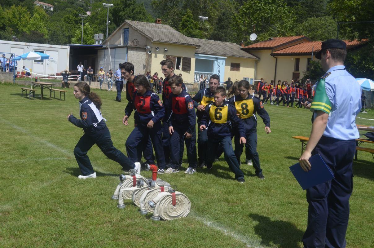 Županijsko natjecanje djece i vatrogasne mladeži