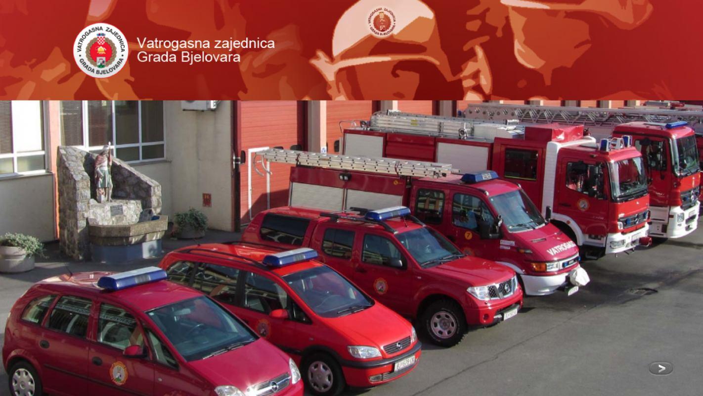 Vatrogasna zajednica Grada Bjelovara vas poziva!