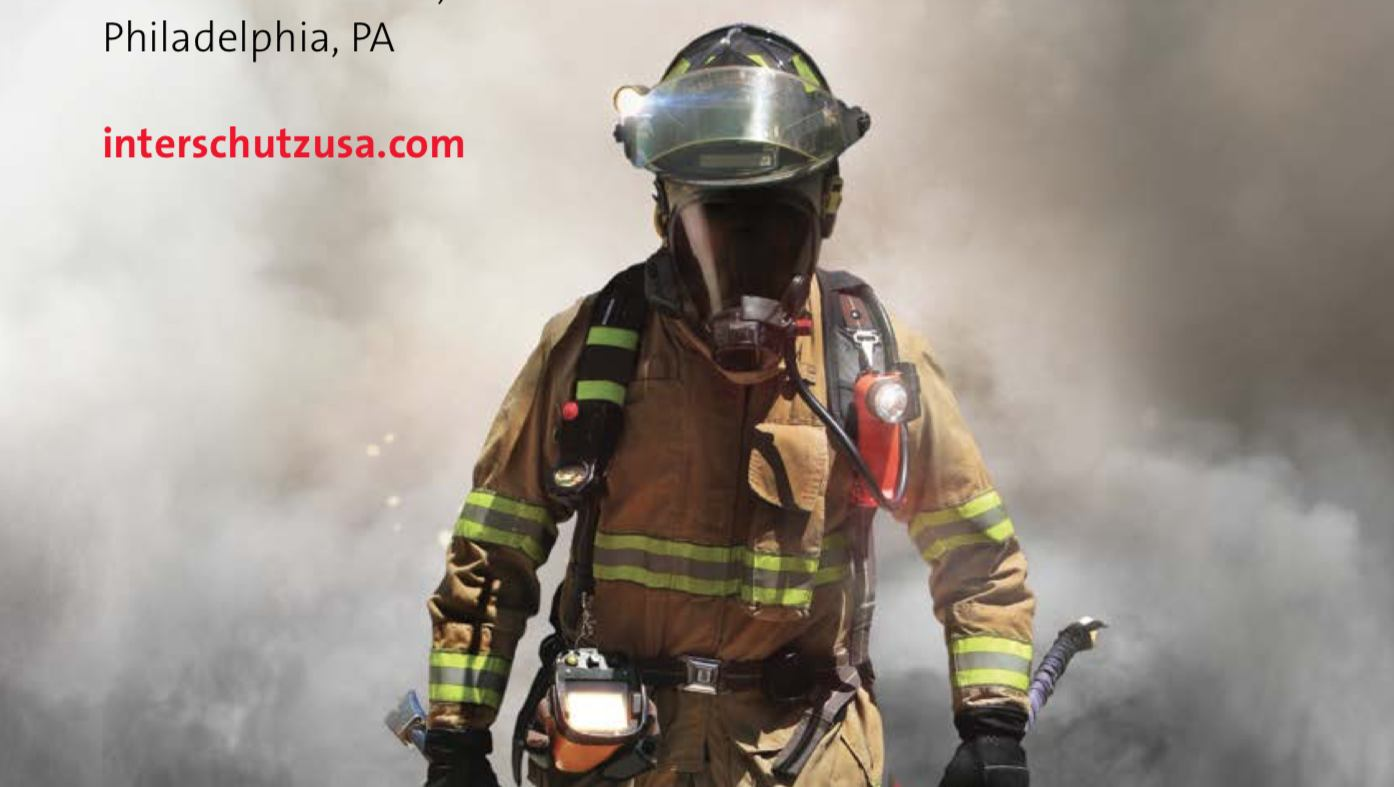 Hrvatski vatrogasac predavač na glavnoj konferenciji  INTERSHUTZ USA