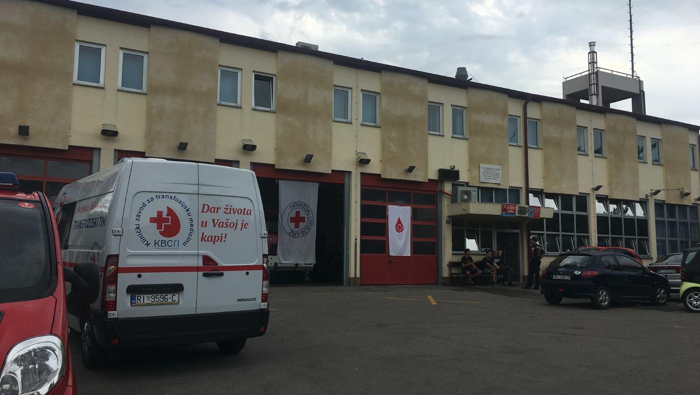 Primorsko-goranski vatrogasci darovali 30 doza krvi