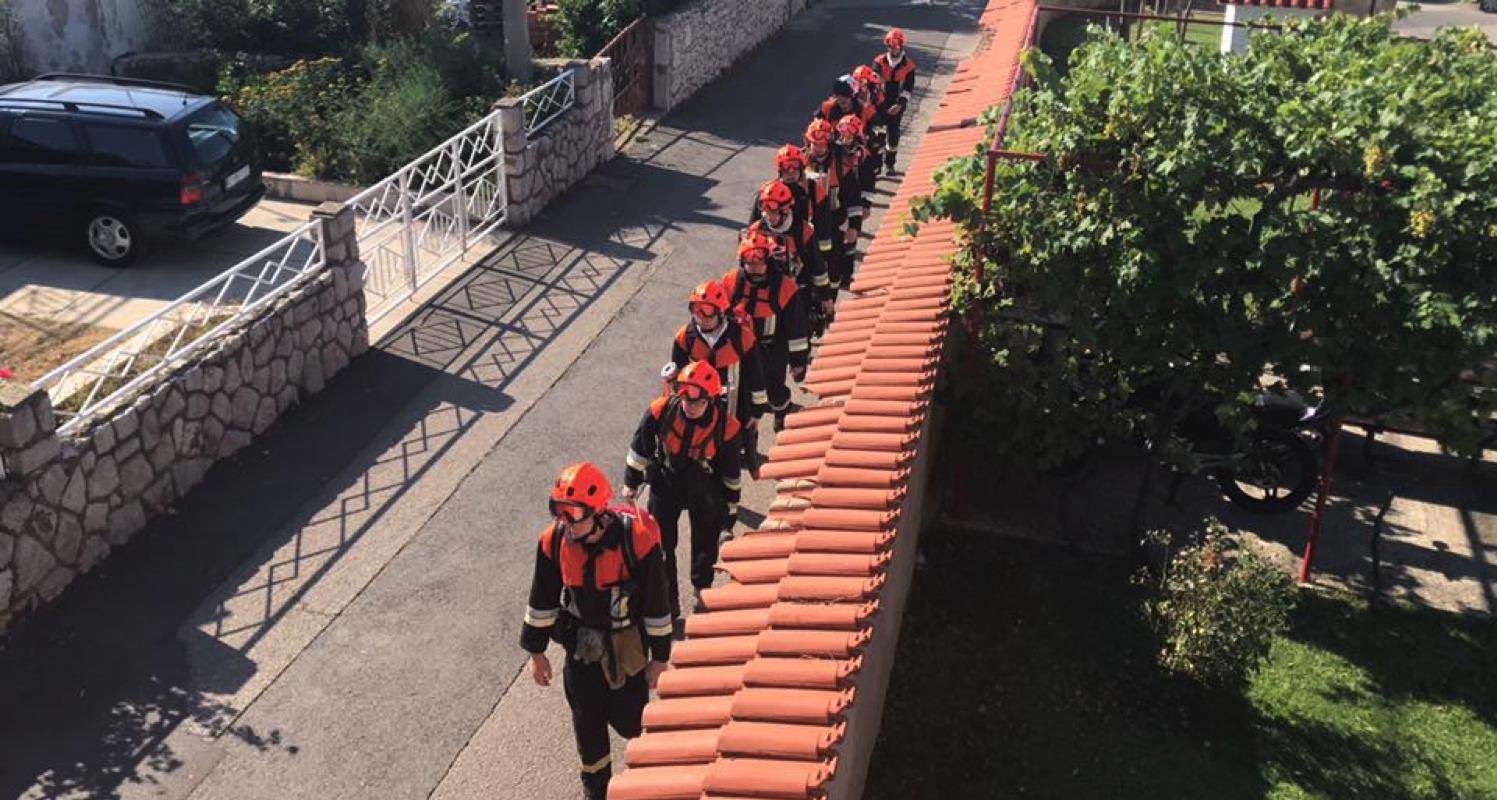 Njemački i novljanski vatrogasci nastavljaju suradnju