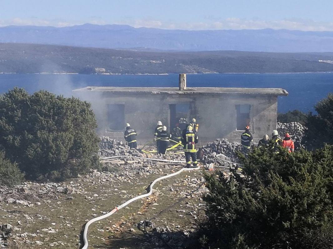 Izvrstan primjer suradnje za bolju zajednicu - vatrogasci Cresa i Lošinja