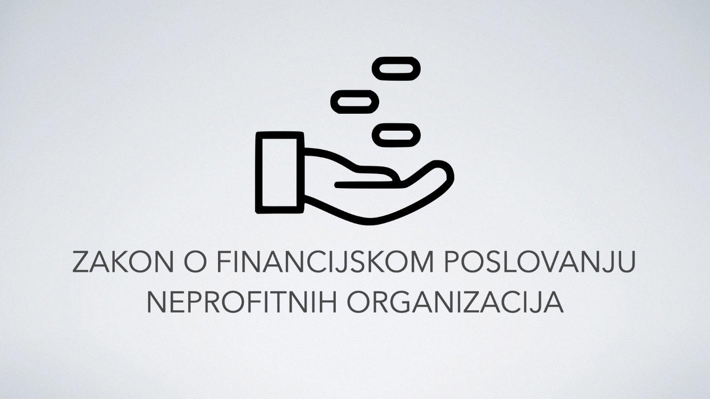 Zakon o financijskom poslovanju neprofitnih organizacija