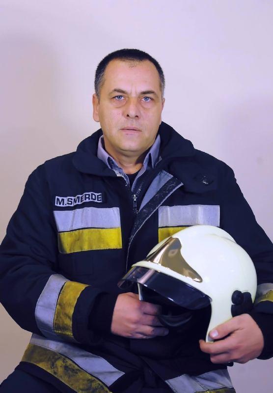 Umro je naš kolega i prijatelj Marijan Smerdel - Maki